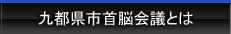 九都県市首脳会議とは